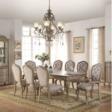 donatella 9 piece extendable dining set by one allium way
