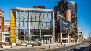 Massachusetts College Of Art And Design Design And Media Center Massart