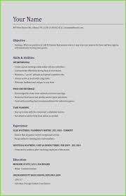 Employee Of The Month On Resume Resume Training New Employees New 16 Awesome Resume Critique