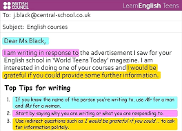 10 Formal Email Writing Examples Riot Worlds