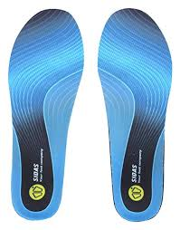 Sidas Nordic 3d Insoles Amazon Co Uk Sports Outdoors