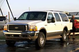 2000 05 ford excursion consumer guide auto 2001 ford excursion