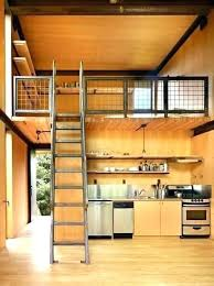 Newest small loft stair ideas for tiny house Wheels Small Inhabitat Small Houses With Loft Tiny House Small House With Loft Bedroom
