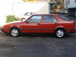 Curbside Classic: 1992 Saab 9000 – Snapshot From The Heydey of ...