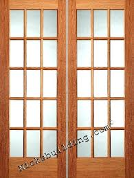 french doors interior bifold interior exterior