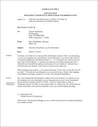 37 Termination Letter Samples Templates