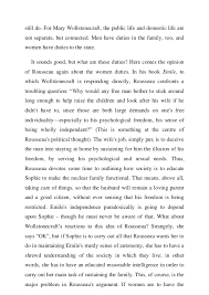 analysis of mary wollstonecraft s vindication 11 still do for mary wollstonecraft