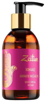 Масло для тела <b>Zeitun ароматическое массажное</b> Романтика ...