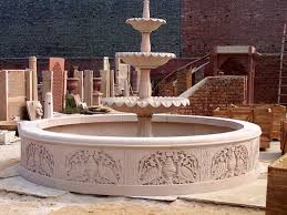 Small Picture Marble and Sandstone Fountain Manufacturers Rajasthan India