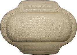 <b>Подголовник для ванны Bacchetta</b> 25х34 бежевый купить в ...