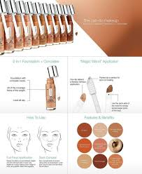 Image Result For Clinique Concealer Foundation Chart Colors