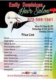 Emily Dominican Hair Salon Emily Dominican Hair Salon