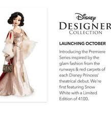 Disney Princess Designer Dolls 2018 Omg New Disney Designer Collection Dolls 2018 Sergio