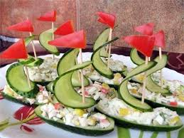How To Decorate Salad Tray These Salad Decoration Ideas are So Amazing to Try 10
