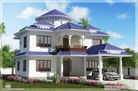 Small Picture dream house Beautiful dream home design in 2800 sqfeet Indian