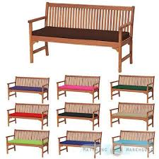 seater bench swing seat cushion only
