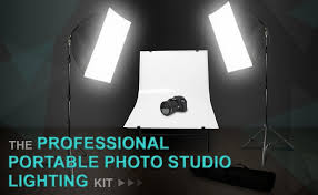 photography softbox lighting kit is a phenomenal addition to any photo studio providing professional maximized light spread at a low convenient cost