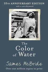 james mcbride the color of water the color of water