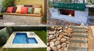 cinder block furniture. Plain Furniture With Cinder Block Furniture U