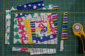 How to make QAYG fabric - for totally cute projects! — SewCanShe ... & How to make QAYG fabric - for totally cute projects! — SewCanShe | Free  Sewing Patterns for Beginners Adamdwight.com