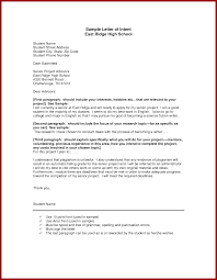 Letter Of Intent For Business Sample sample letter intent for business application cover loan examples 1