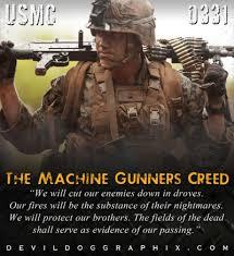 Marine Gunners Machine Gunners Creed Tumblr