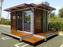prefab office space. Tiny KitHAUS Prefab Moves Beyond Housing To Serve As A Sales Office In San Diego Space