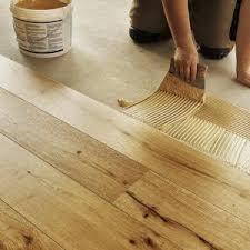 best adhesive for hardwood floors