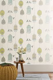 Buy Multi Birdcage Wallpaper from the Next UK online shop
