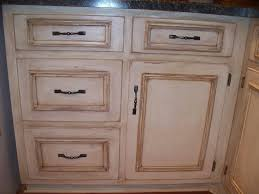 Oak To White Cabinets Paint Glazed Kitchen Cabinets With White And Brown Kitchen Remodels