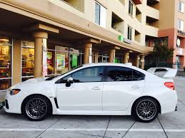 35 window tint wrx. Fine Window Photo Of Auto Image Window Tinting  Belmont CA United States 2015 WRX On 35 Tint Wrx