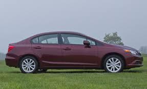 2012 Honda Civic EX Sedan Road Test | Review | Car and Driver