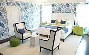Small Picture Bedroom colors ideas blue and bright lime green Interior