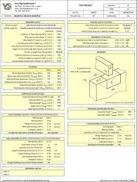 masonry spreadsheets