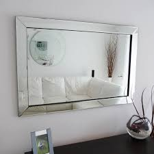 large mirrored picture frames unconvincing mirrors for bathroom mirror lowe s home interior 15