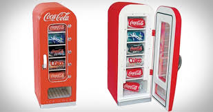 cool stuff for your office. koolatron 10 can vending fridge cool shit you buy find things to stuff for your office