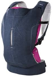 <b>Переноска</b>-<b>кенгуру Chicco Myamaki</b> Complete <b>Denim</b> Cyclamen ...