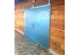 beautiful barn doors with glass door sliding for panels w