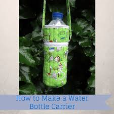 Best 25+ Water bottle carrier ideas on Pinterest   Water bottle ... & how to make a water bottle carrier Adamdwight.com