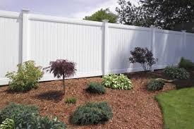 white fence. Lexington Vinyl Privacy Fencing: Avinylfence.com. \u2039 White Fence