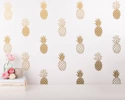 Pineapple Bedroom Furniture Pineapple Decor Etsy