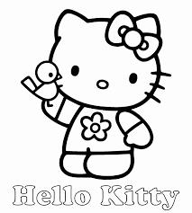 Giochi Disegni Da Colorare Hello Kitty Disegno