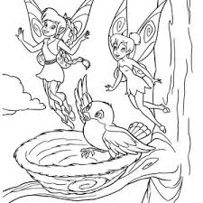 Small Picture Disney Fairies Character Coloring Coloring Pages