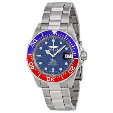 mens invicta automatic watches invicta pro diver automatic mens watch 5053
