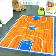 basketball court rug photo 9 of kids area rugs carpet basket fresh bedroom large for living