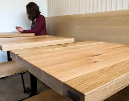 Shop authentic polywood tables at patioliving®. Fsc Certified White Oak Table Top Restaurant Furniture