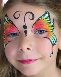 amazing face art provides professional face painting for birthday parties in ct find face painters in ct for your corporate event