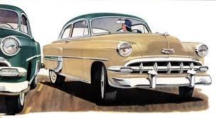 1954 chevrolet wiring diagram 1954 classic chevrolet 1954 chevrolet belair 2 door