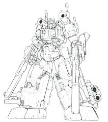 Transformers G1 Coloring Pages Predragterziccom