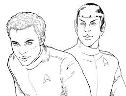 Free Star Trek Enterprise Coloring Pages Free Coloring Pages